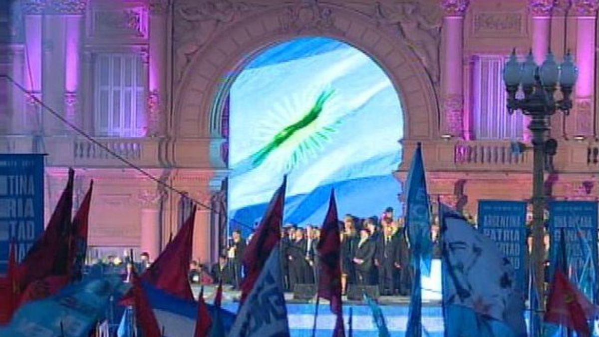 Argentina: Así se vivió aniversario de independencia