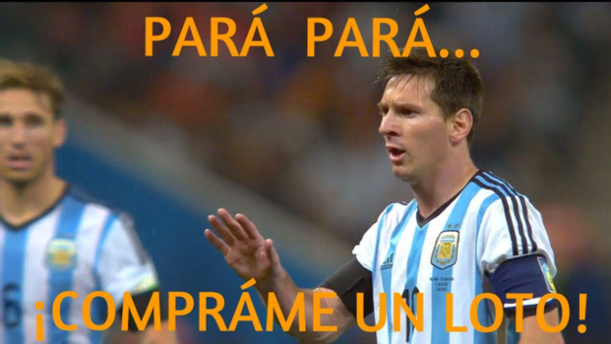 Los memes del triunfo de Argentina sobre Holanda por penales