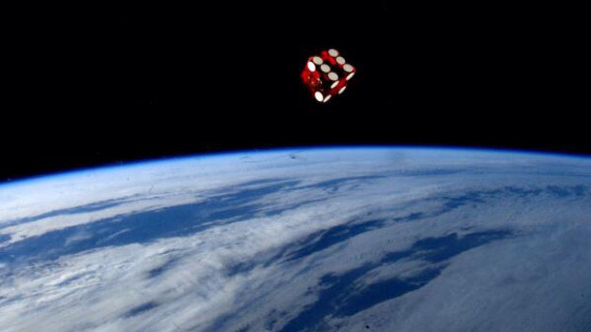 Impresionantes fotos de un astronauta desde la Estación Espacial Internacional