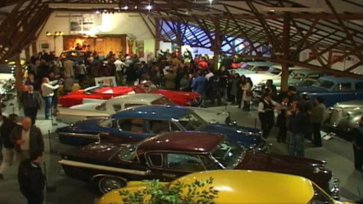 Reabren Museo del auto antiguo