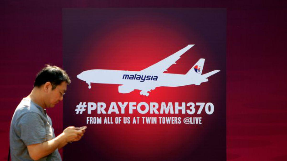 Aseguran que avión de Malaysia Airlines fue desviado a propósito