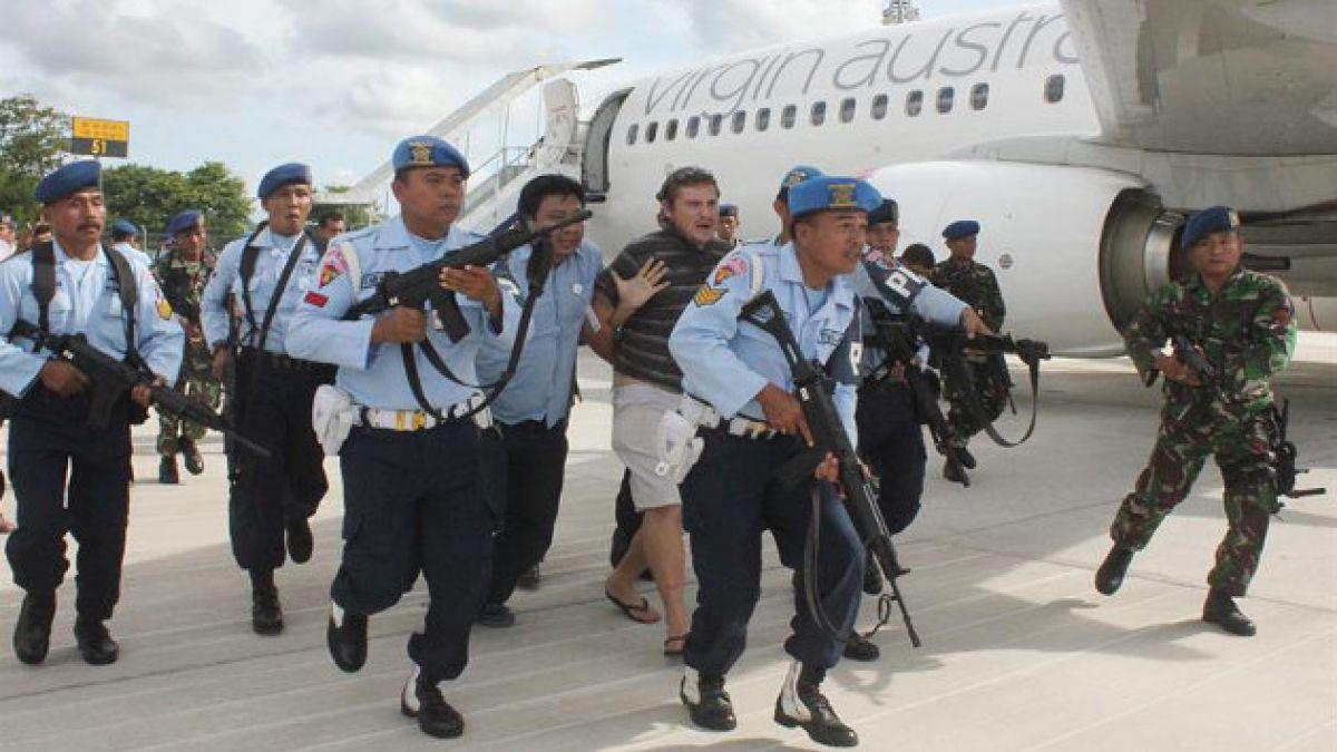 Pasajero ebrio genera caos y alarma de secuestro durante vuelo entre Australia y Bali