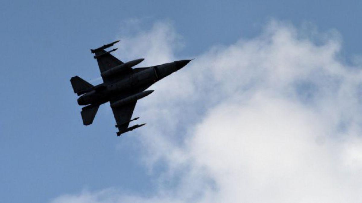 Turquía derriba avión sirio en pleno vuelo