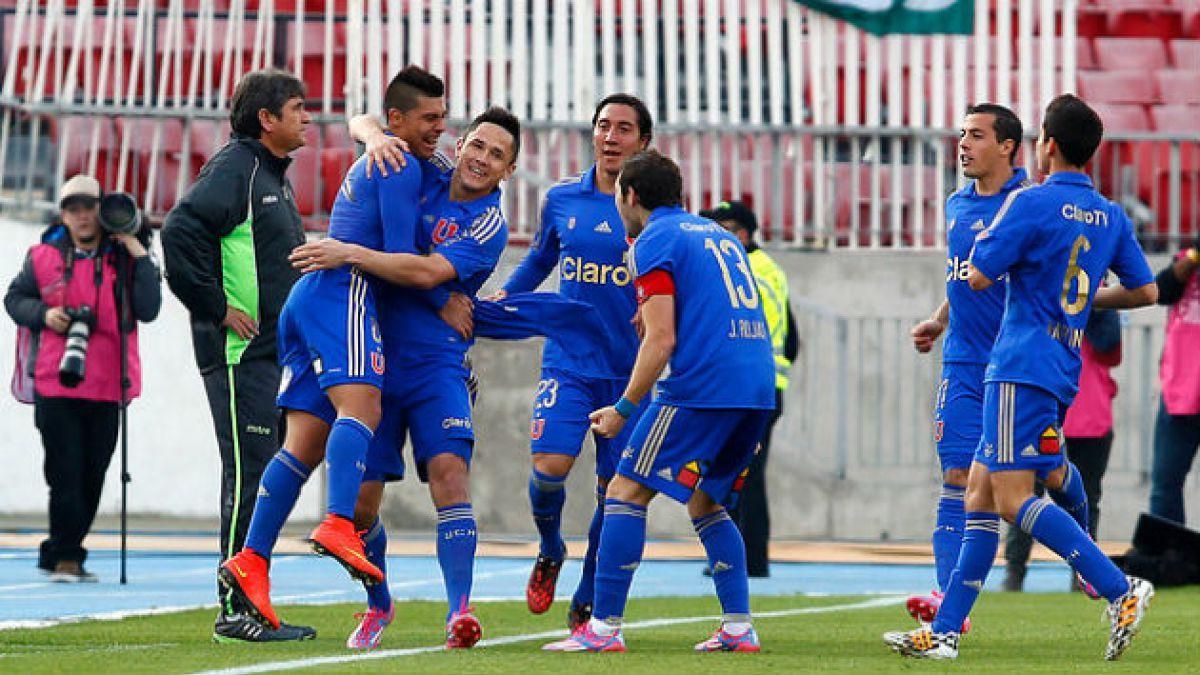 La U lidera el Apertura venciendo a Wanderers por 3-2