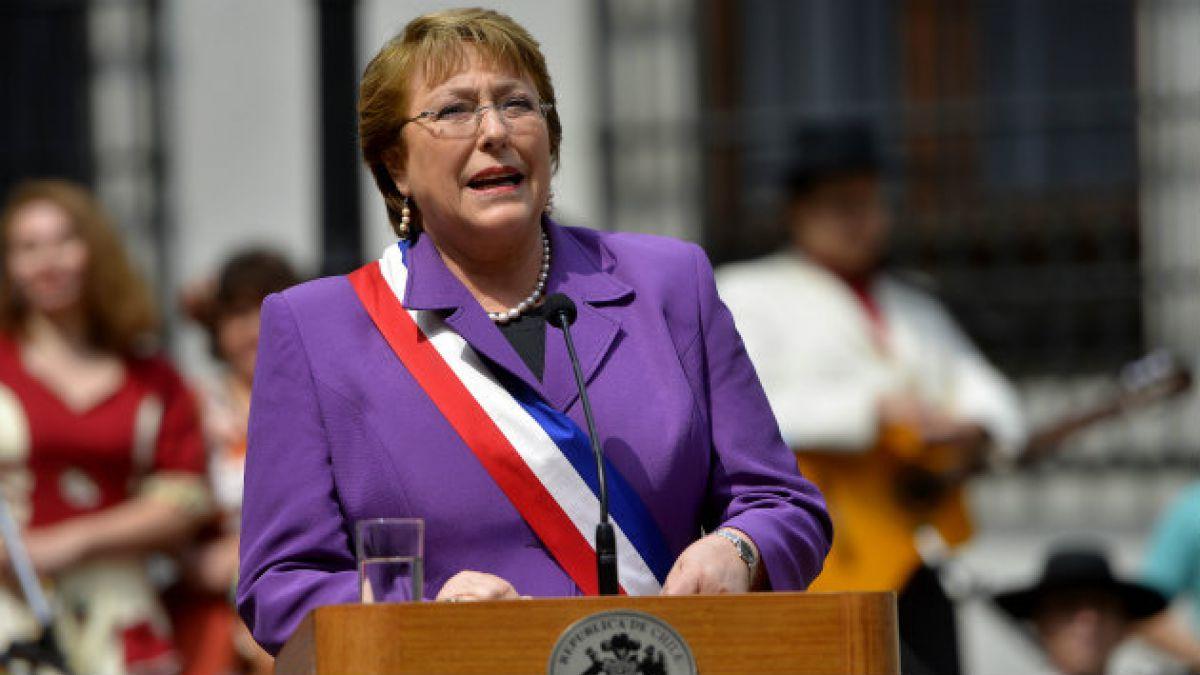 Bachelet y Reforma Tributaria: Están dadas las condiciones para retomar la senda de crecimiento