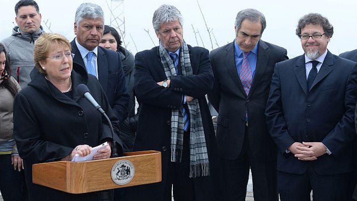 Bachelet valora acuerdo por reforma tributaria y resalta que el gobierno siempre estuvo dispuesto a