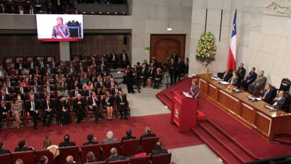 Falta de plazos, aborto y reformas: Las principales críticas de la Alianza a la cuenta pública de Ba