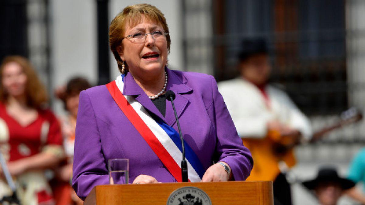 Presidenta Bachelet destaca reformas del gobierno y positivo desarrollo de Chile en Nueva York