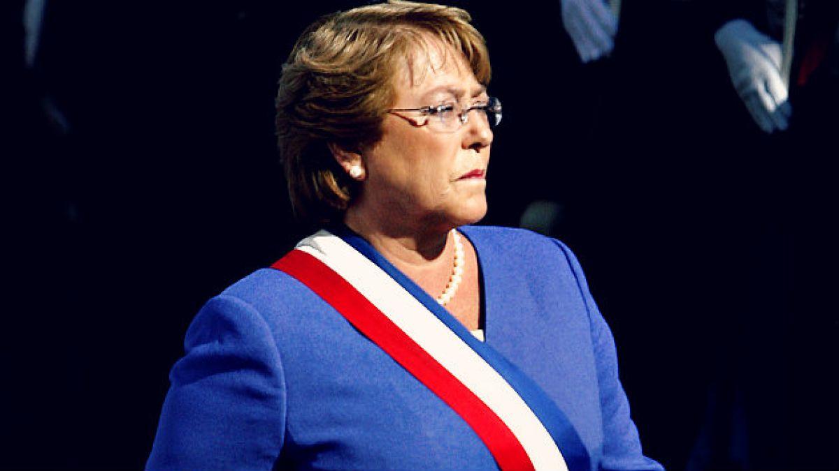 Minuto a minuto: Sigue los detalles de la primera cuenta pública de Bachelet este 21 de mayo