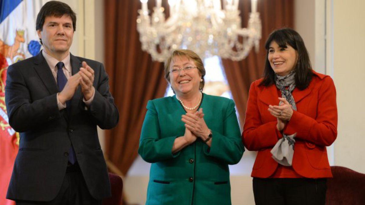 Bachelet y reformas laborales: Ya hemos empezado a conversar con empleadores y representantes