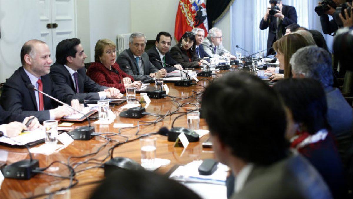 Bachelet  y cambio de gabinete: Siempre estoy evaluando si estamos avanzando y cumpliendo