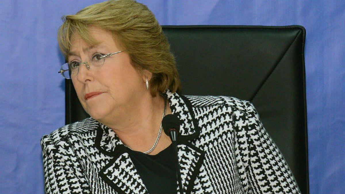 Bachelet y programa Tolerancia cero alcohol: Es absolutamente falso que se haya acabado