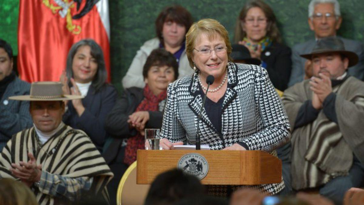 Bachelet suspende viaje a Venezuela, cita a comité político ampliado y reafirma defensa a reforma ed