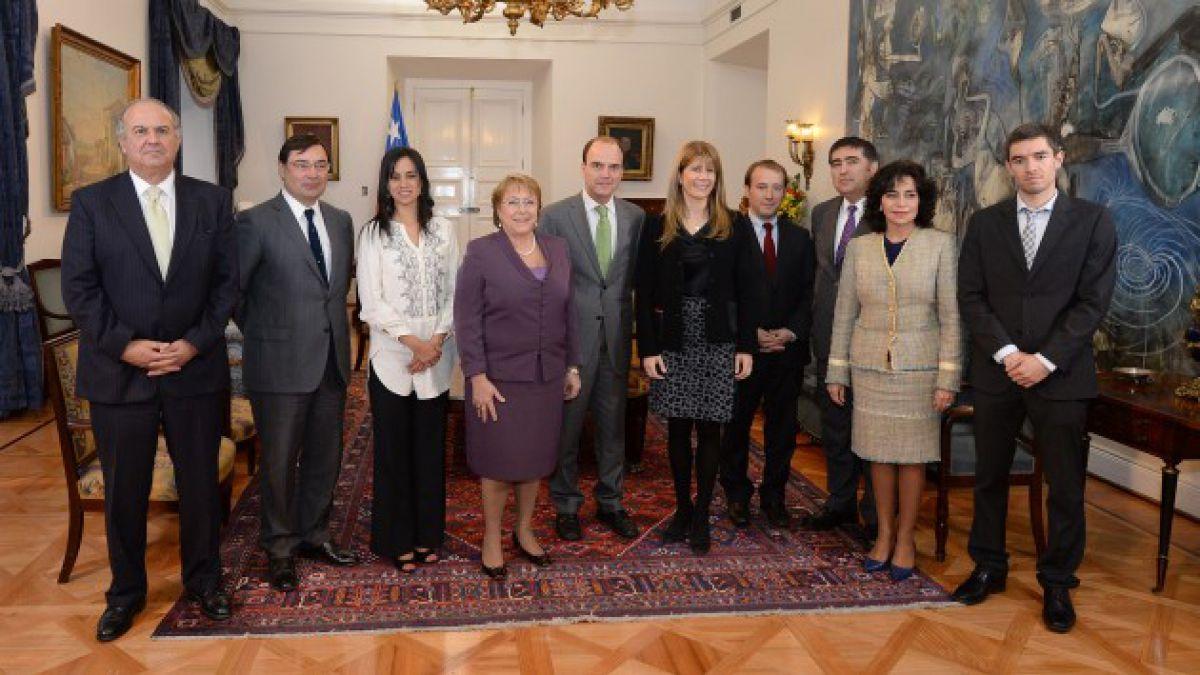 Monckeberg tras cita con Bachelet: En RN estamos disponibles a avanzar, pero con reglas claras