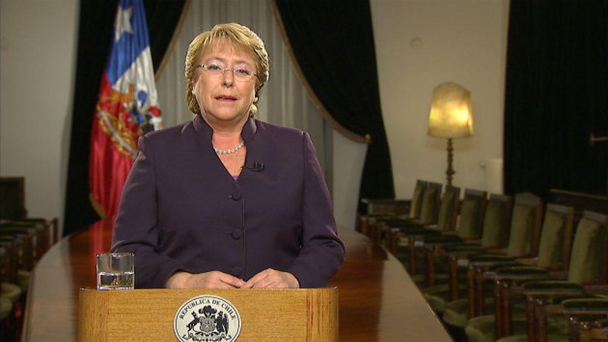 La Haya: El itinerario que llevó a Bachelet a impugnar a la Corte