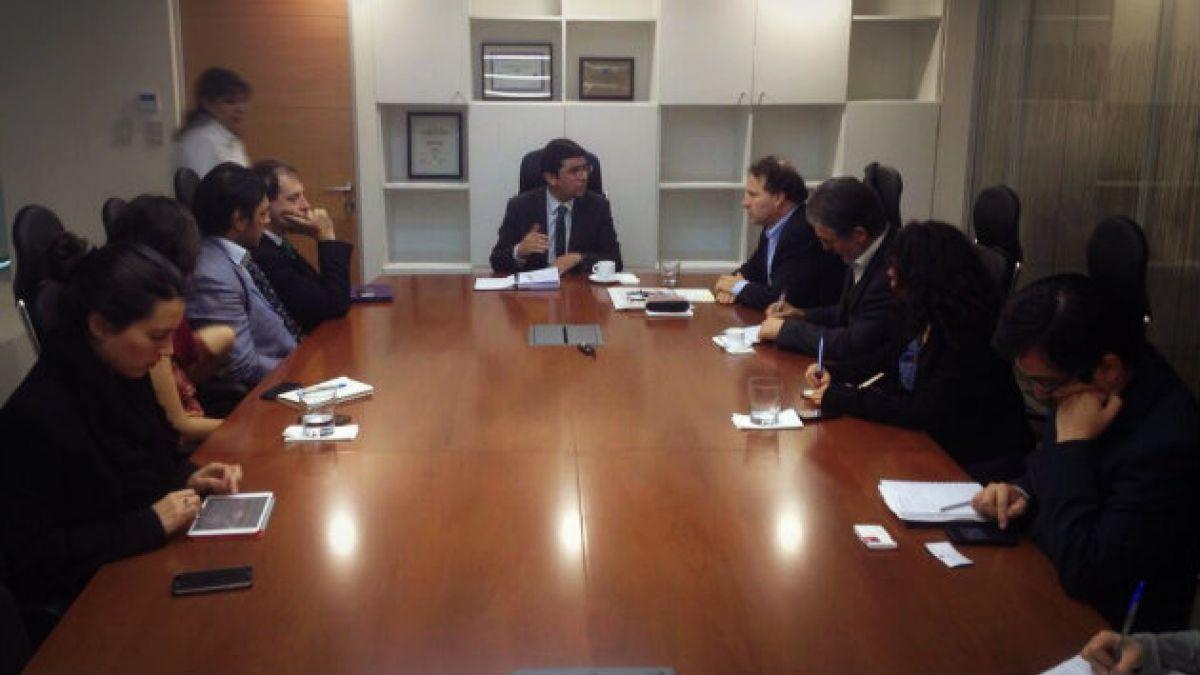 Senadores piden al gobierno que rechace Hidroaysén