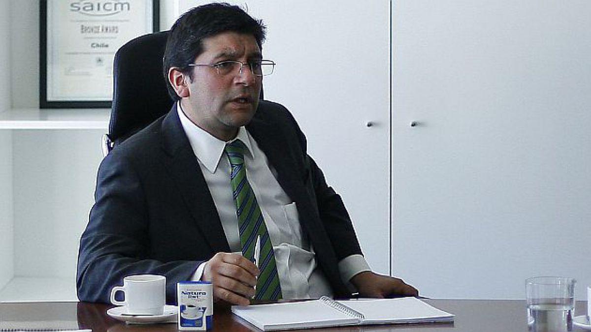 Ministro Badenier por HidroaAysén: Ningún titular se puede quejar porque aplicamos la ley