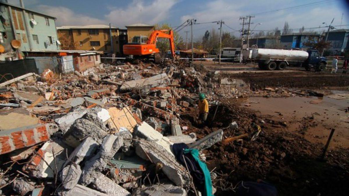 Seremi de Vivienda descarta suspensión de planes de inversión en Bajos de Mena