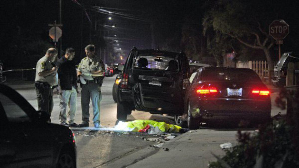 Tiroteo en barrio universitario de California termina con 6 muertos