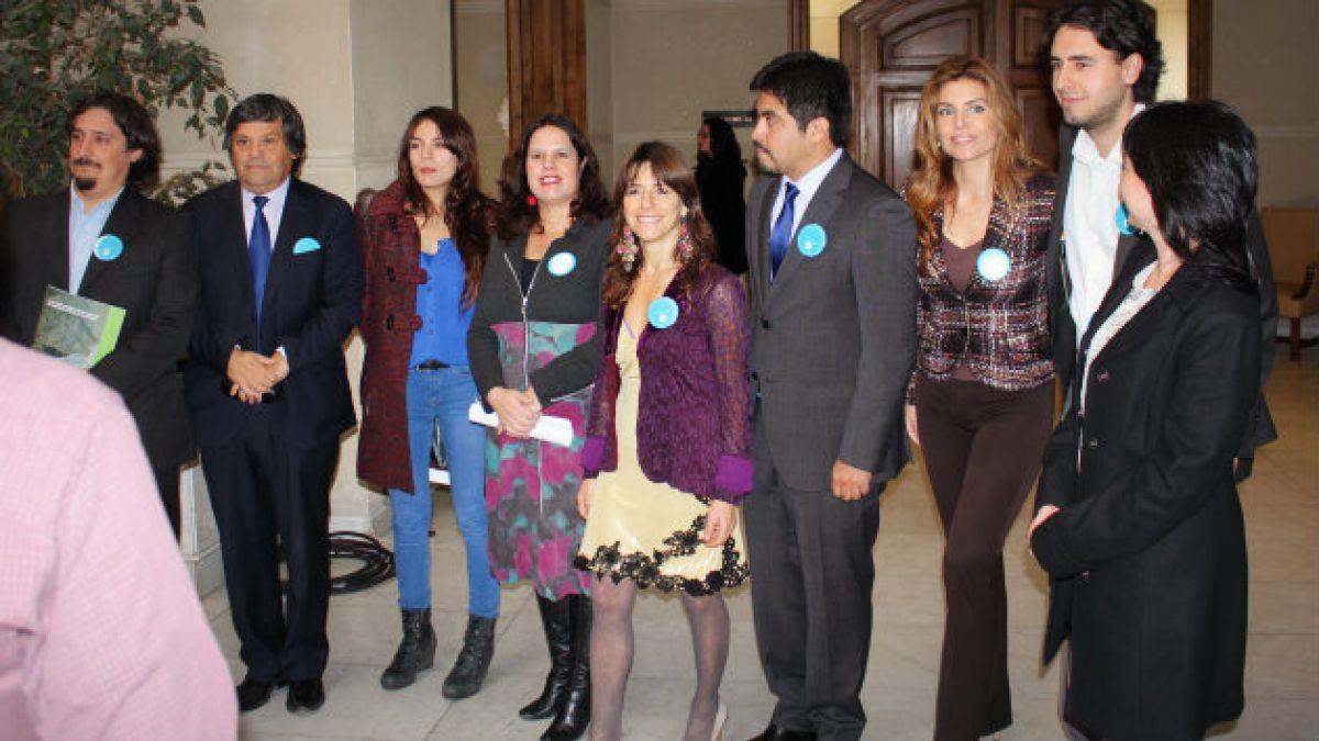 Bancada Glaciar: Diputados ingresan proyecto para proteger ventisqueros chilenos