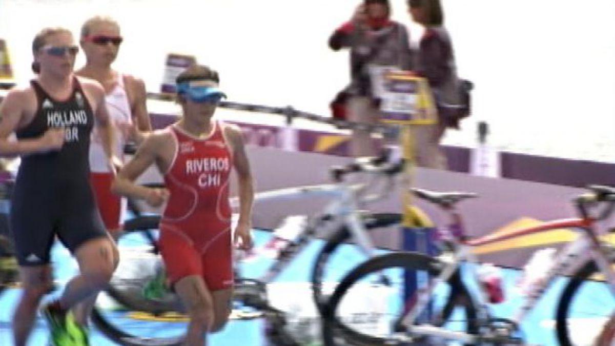 Bárbara Riveros gana Medio Ironman de Alemania