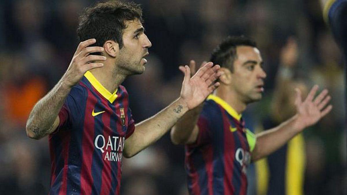 FIFA sanciona al Barcelona y le prohíbe realizar fichajes hasta junio de 2015 por traspasos ilegales