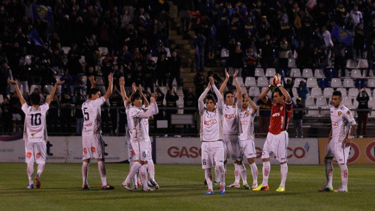 Barnechea asciende a la Primera División del fútbol chileno