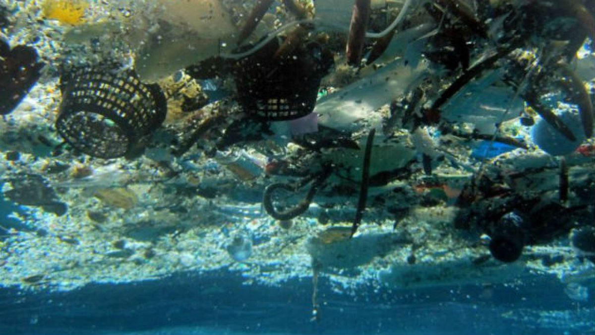 El 99% del plástico de los océanos desapareció misteriosamente