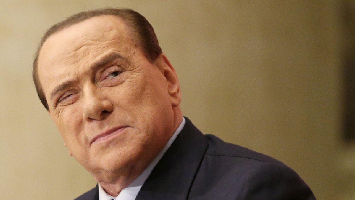 Silvio Berlusconi es condenado a un año de servicio comunitario en un hogar de ancianos