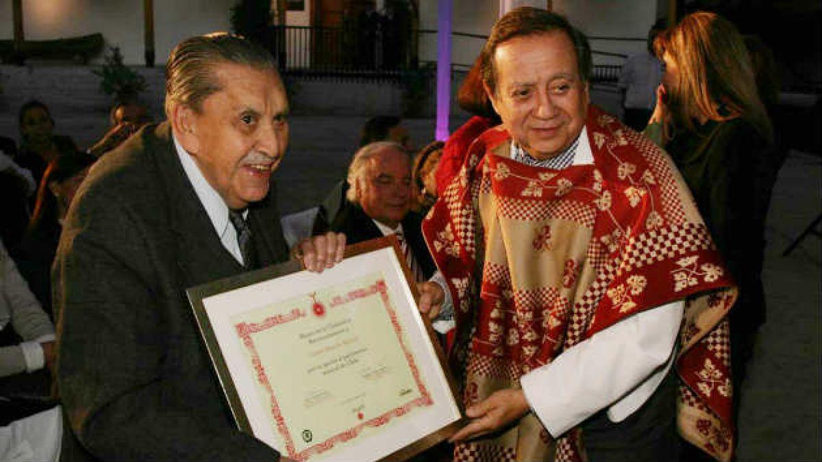 La historia de Vicente Bianchi, el músico de 94 años que ha postulado 16 veces al Premio Nacional si