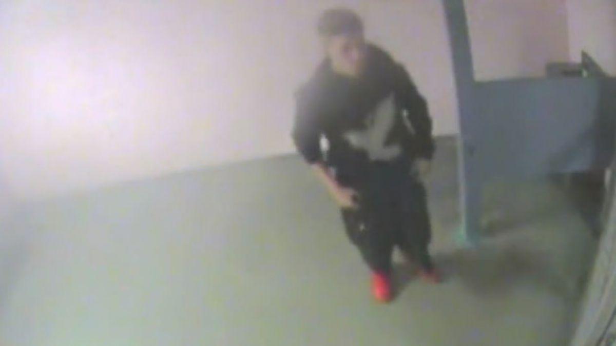 Revelan video de Justin Bieber orinando en la cárcel
