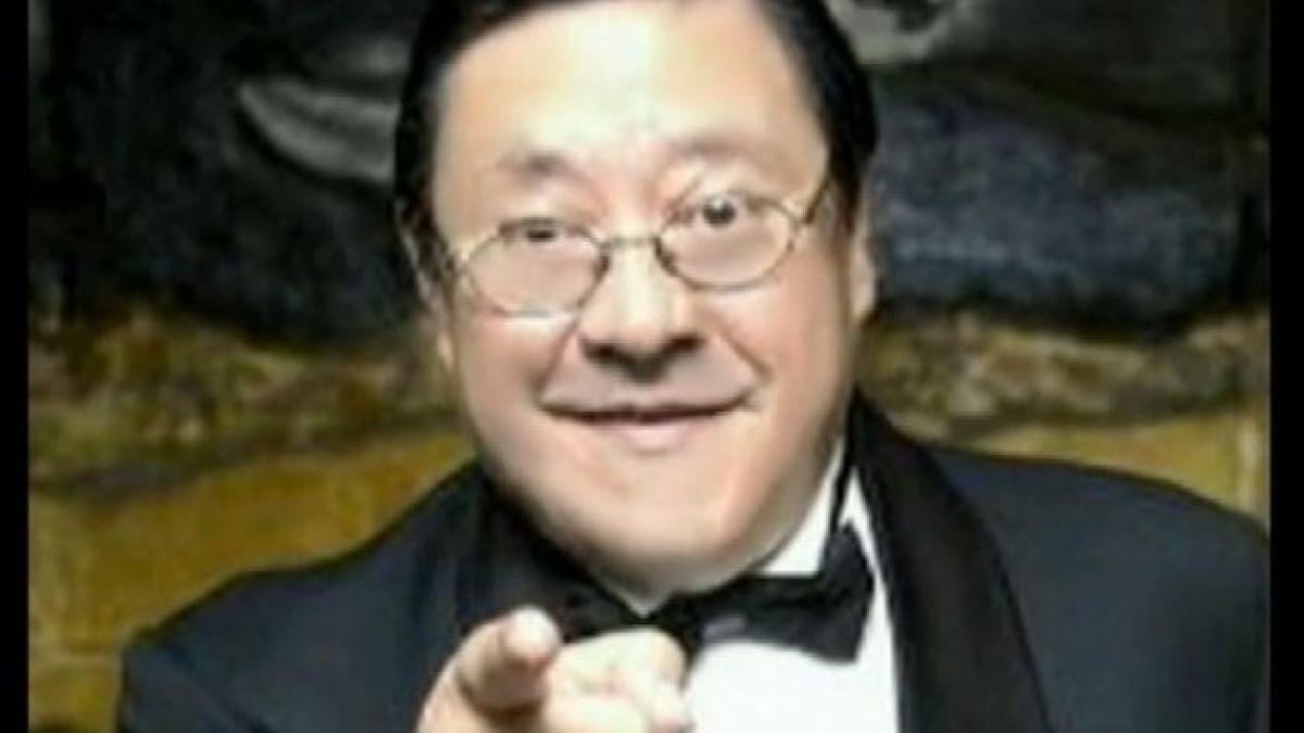 Falleció el actor y comediante Jorge Pedreros