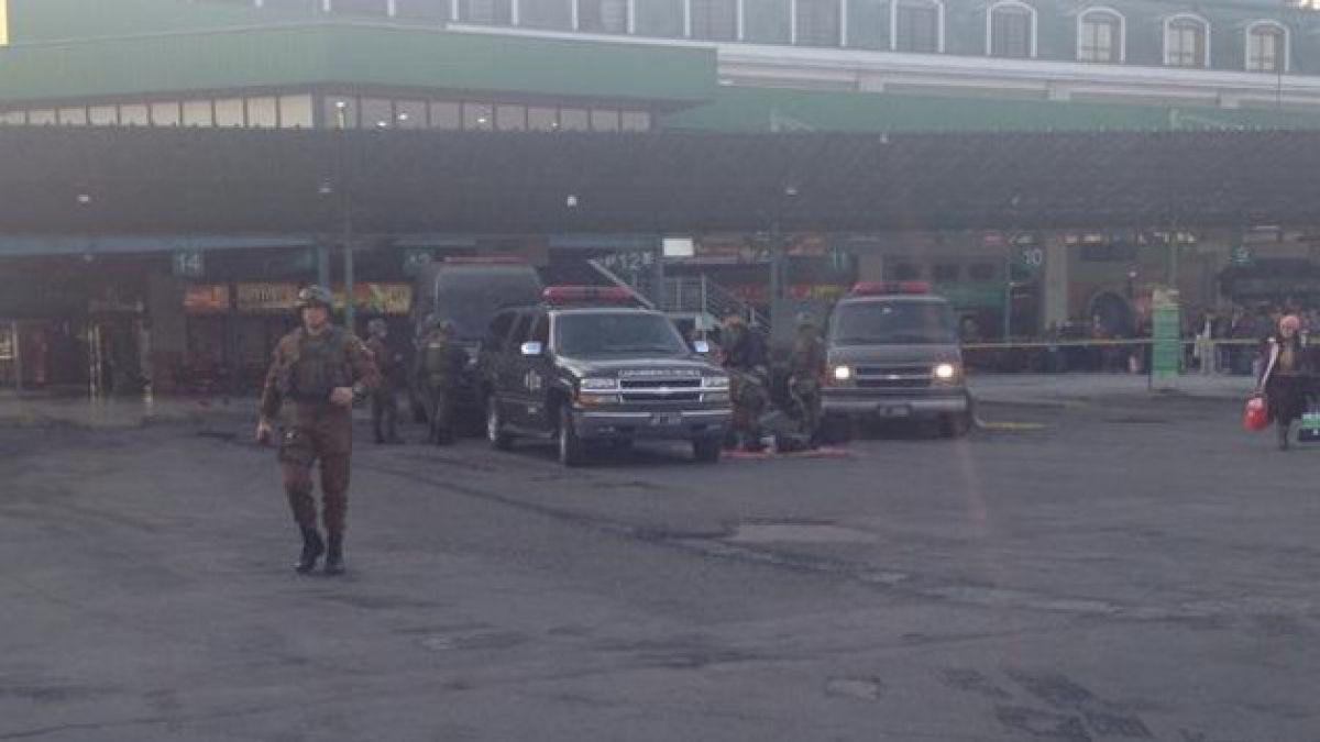 669 avisos de bombas falsos se han registrado desde ataque en estación Los Dominicos