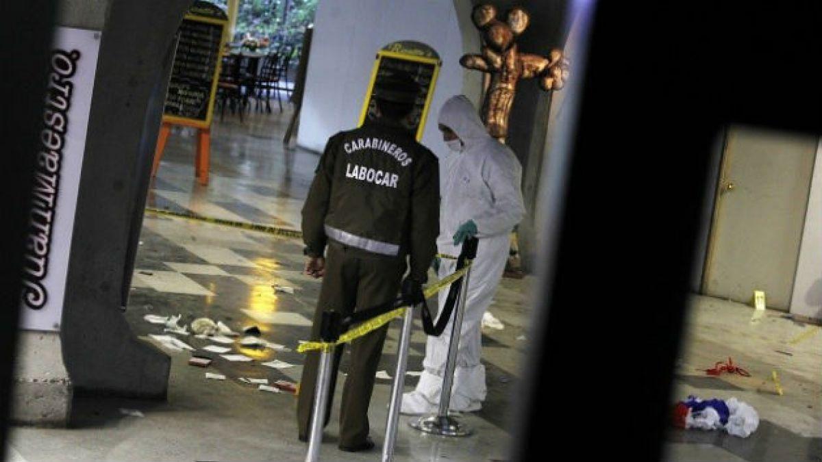 Informe estadounidense califica bombas en Chile como terrorismo doméstico a baja escala