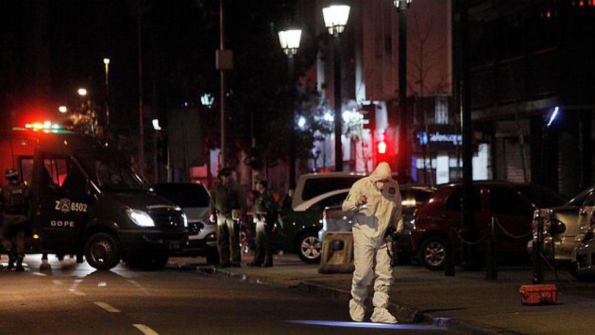 Gobierno anuncia querella por ley antiterrorista tras bombazos en comisarías