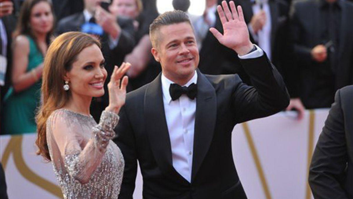 Angelina Jolie confirma matrimonio con Brad Pitt