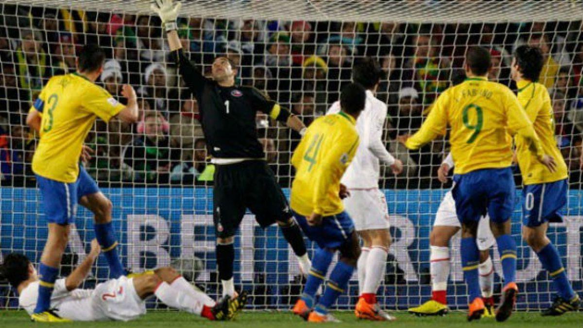 Chile enfrentará a Brasil en las mismas condiciones que en Sudáfrica 2010