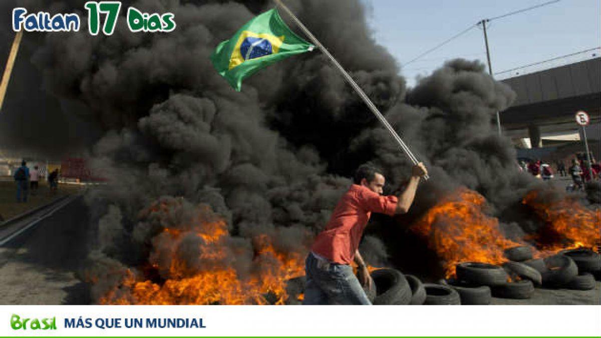 Brasil más que un Mundial: tres datos a 17 días de la Copa