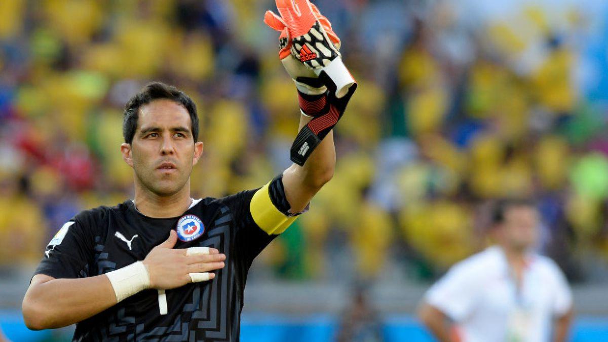 Selección chilena es la novena mejor del Mundial