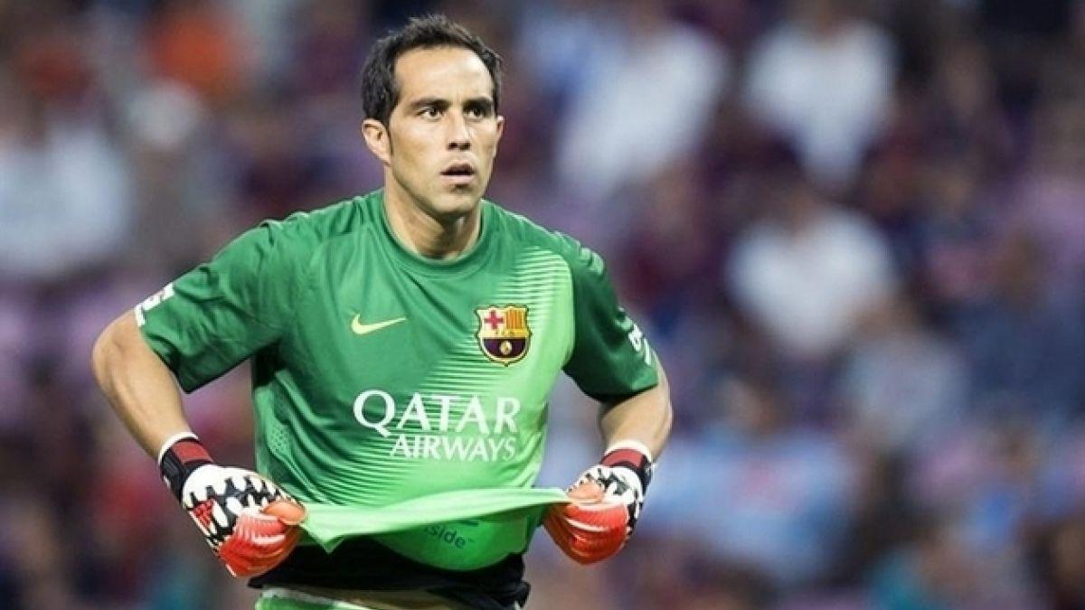 Arquero del récord absoluto en Barcelona: Hay mejores porteros que Bravo
