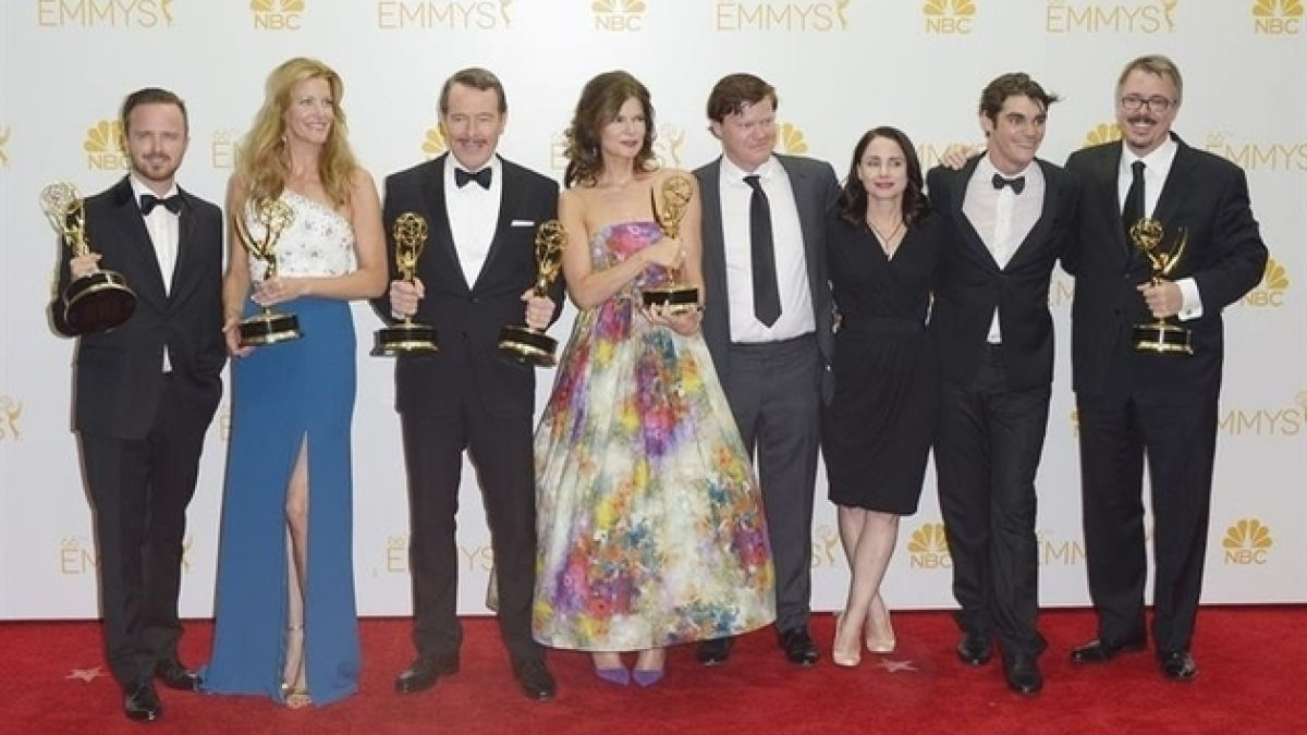 Breaking Bad fue la gran ganadora y Game of Thrones la decepción de los Emmy 2014