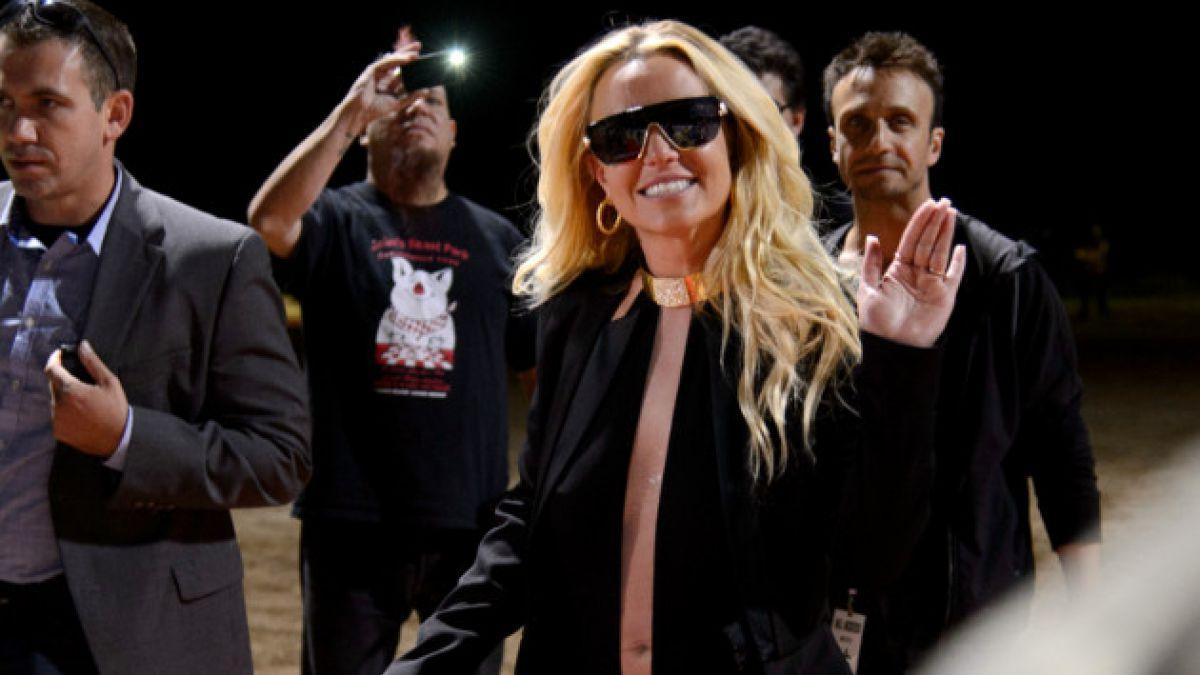 Bailarina demanda a Britney Spears por fracturarle la nariz