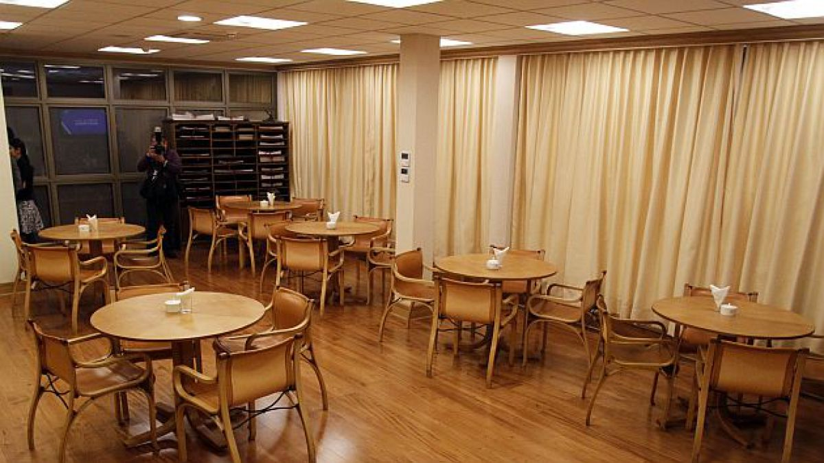 Congreso 10 muebles para cafeter a costaron 5 6 millones for Muebles para cafeteria