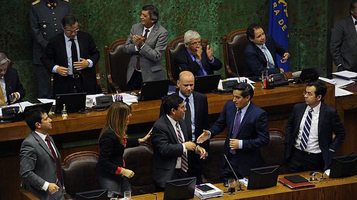 Cámara de Diputados aprueba proyecto de reforma tributaria y lo despacha al Senado