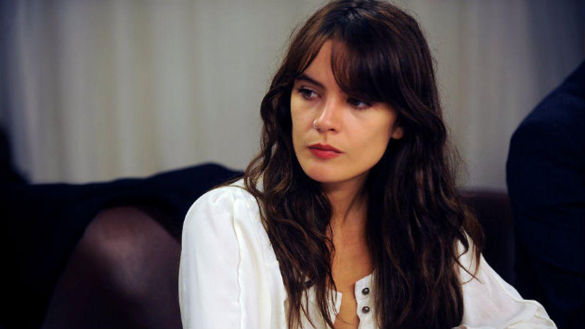 Camila Vallejo y controversia por Jaime Guzmán: Pararme era hacerle honor a alguien que avaló viola