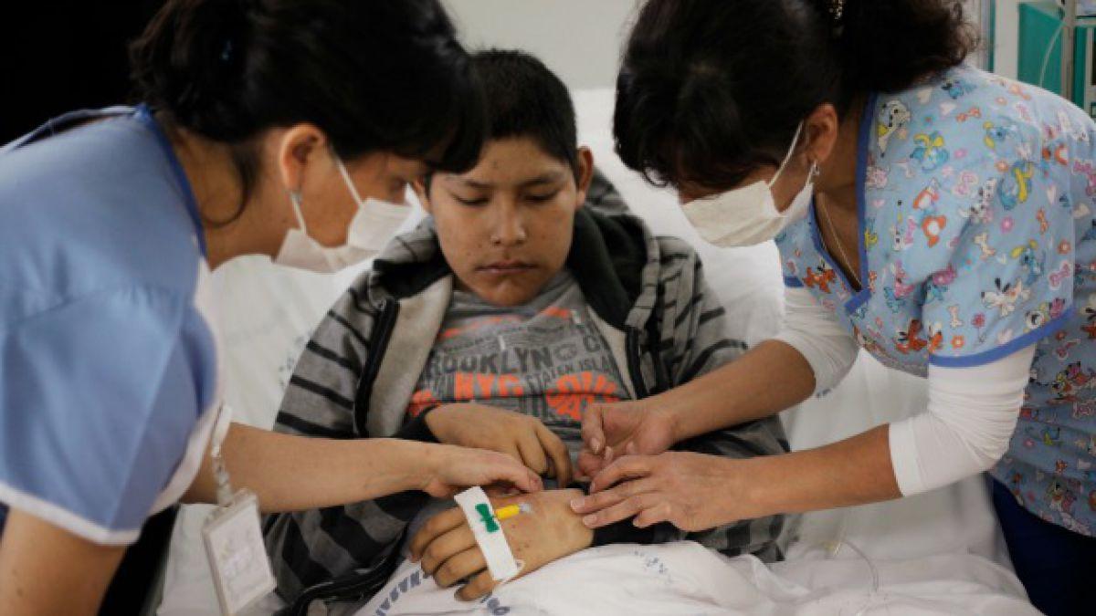 Cáncer infantil en Chile: 500 casos nuevos se suman cada año