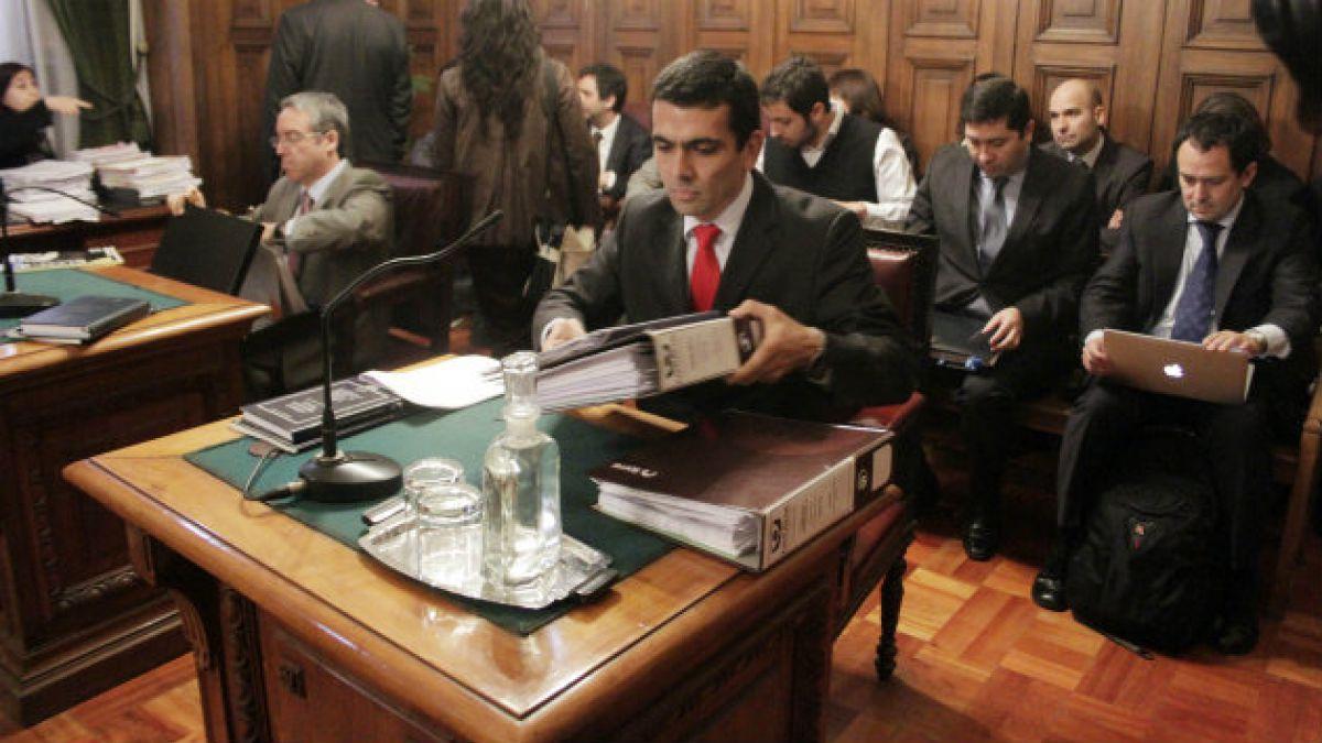Fiscal Gajardo y Caso FUT: Se han remitido antecedentes que pudieran constituir delitos tributarios