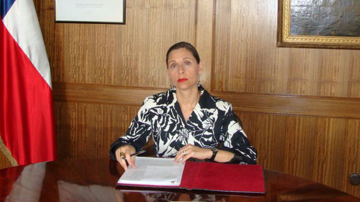 Amo a mi padre y creo en la Justicia, Carolina Echeverría, nueva subsecretaria de FF.AA