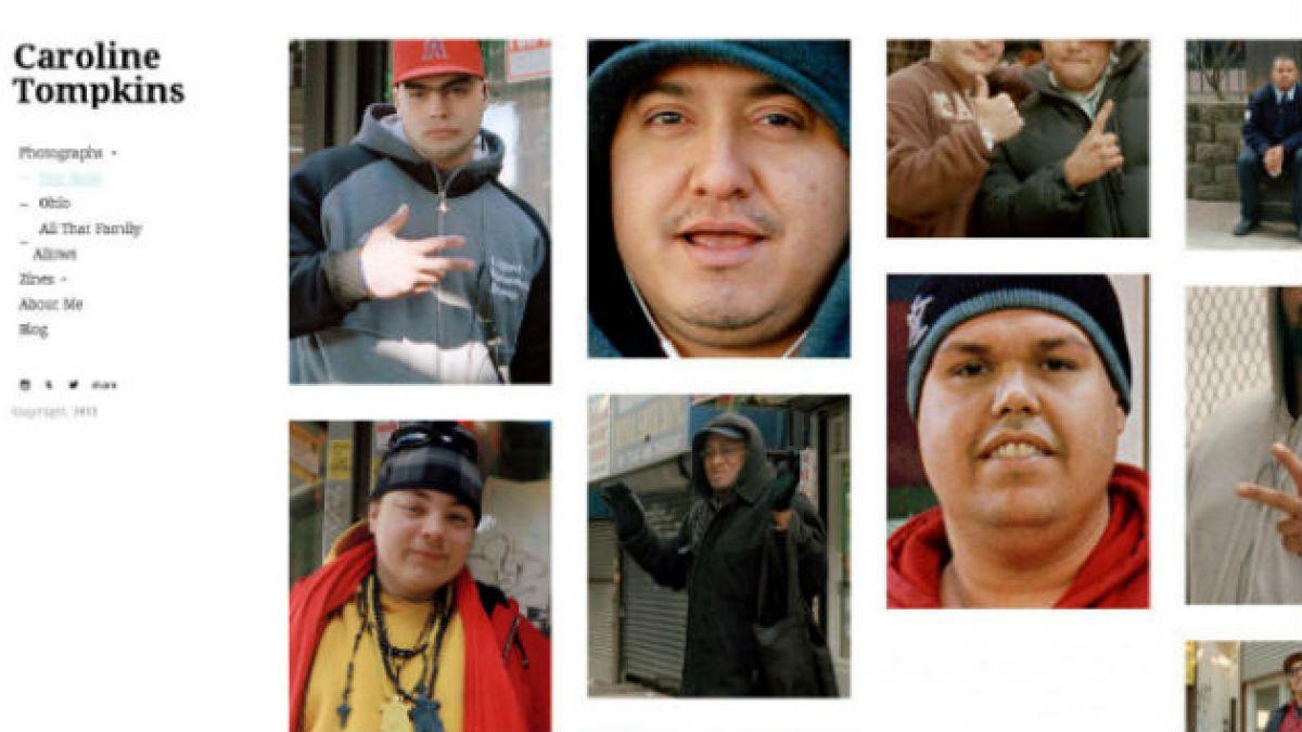Mujer crea proyecto fotográfico web para defenderse del acoso callejero