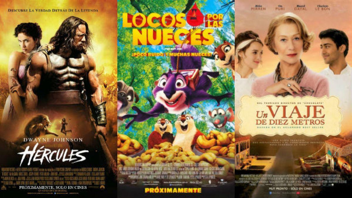 Cartelera: Las películas que se estrenan este 21 de agosto
